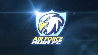 Air Force AVIA Football Club Thai Premier League 2014