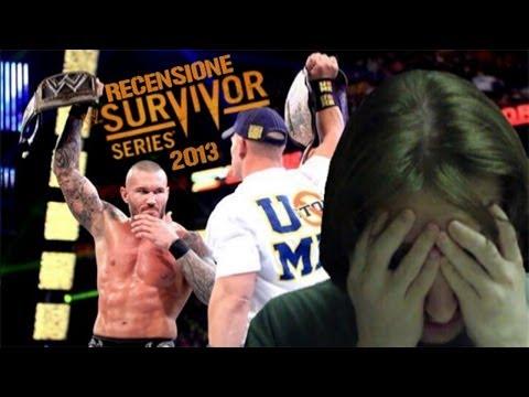Recensione WWE Survivor Series 2013