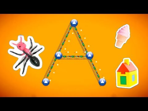 LetterSchool Learn to write the ABC Educational Games for Children