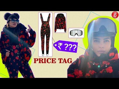 cab058aa22 The price of Priyanka Chopra's Moncler Ski Suit will blow your mind