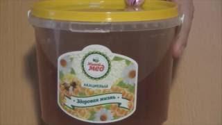 видео Акациевый мед, лечебные свойства