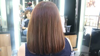 Download Video gunting rambut  model oval rata trend 2019(new tren haircut oval trend 2019) MP3 3GP MP4