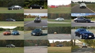 Consumer Reports 2014 Top Pick cars | Consumer Reports