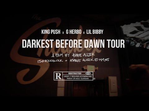G Herbo - Darkest Before Dawn Tour w/ Lil Bibby & Pusha T (West Coast)