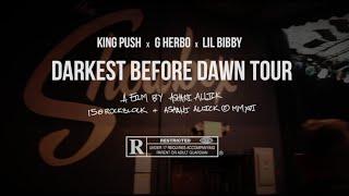 g herbo darkest before dawn tour w lil bibby pusha t west coast