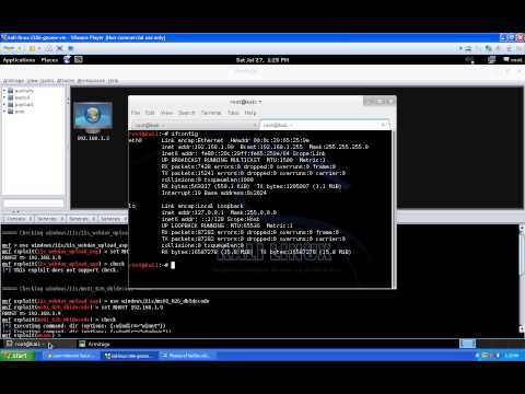 How-to Penetration Testing and Exploiting with Metasploit +