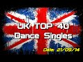 Download UK Top 40 - Dance Singles (21/09/2014) MP3 song and Music Video