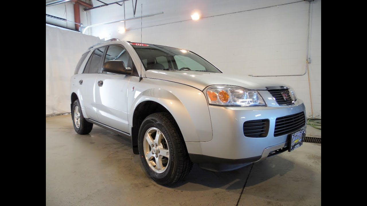 2006 Saturn Vue Warning Lights Transmission Shifter Diagram Manual Rare Vehicle Tour You