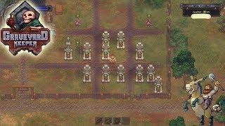 Friedhof Gräber aufwerten l Graveyard Keeper # 23 l
