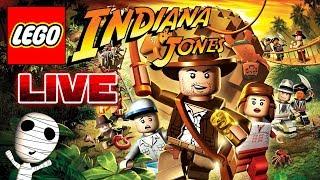 Der Tempel des Todes! 🔴  Lego Indiana Jones // XBox Livestream
