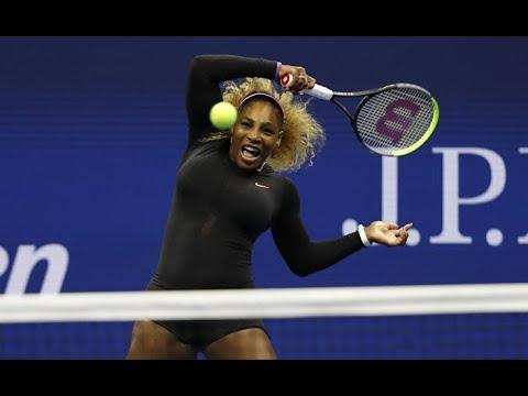 The New York Times (США): Серена Уильямс сокрушила Марию Шарапову на Открытом чемпионате США.