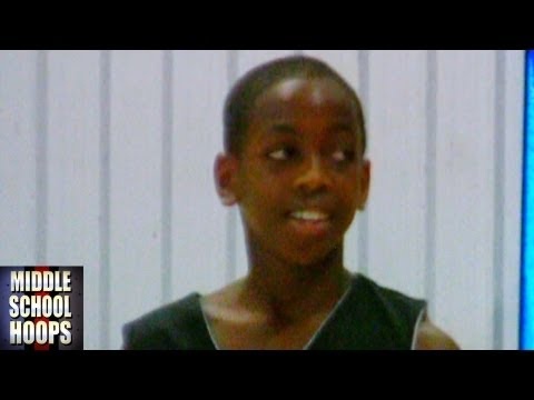 Zaire Wade Additional Footage - Dwyane Wade's Son - John Lucas Future of the Game West