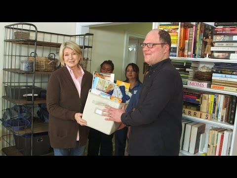 Spring Cleaning How-To - Martha Stewart