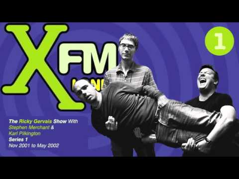 XFM The Ricky Gervais Show Series 1 Episode 3 - Don't do that mate