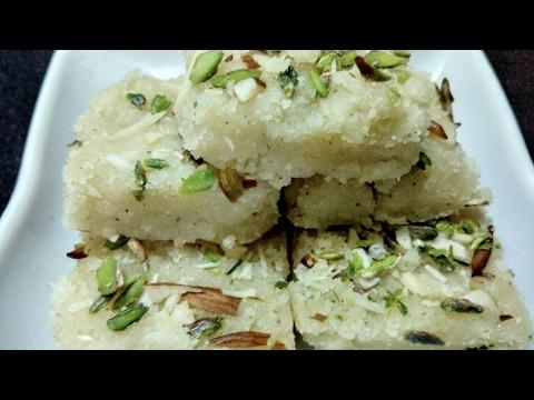 Myna Street Food Rava Laddu