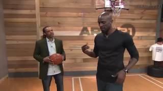 Area 21  Sprewell Demonstrates his Favorite Spots on the Court   Feb 27, 2017   2016 17 NBA Season