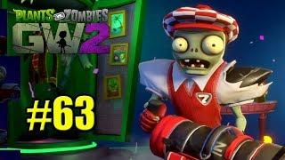 САДОВОЕ ПОБОИЩЕ 63 Plants vs Zombies Garden Warfare 2 PS4 Гольф СТАР
