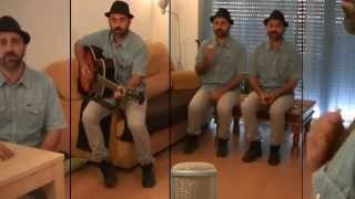 Stuck in the middle with you - Stealers Wheel (acoustic guitar live)