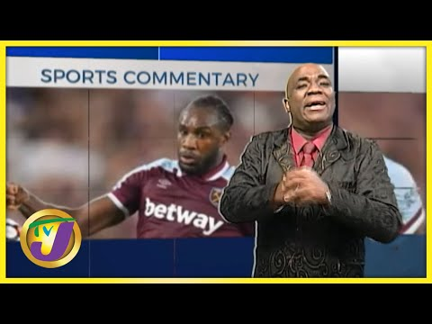 Michail Antonio   TVJ Sports Commentary - Oct 5 2021