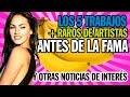 TOP 5 - LOS 5 TRABAJOS MÁS RAROS  DE ARTISTAS ANTES DE LA FAMA
