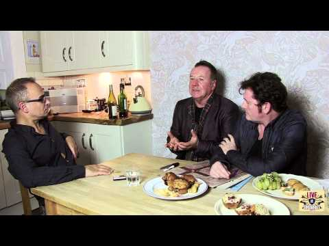 Live at Dingwall's - Simple Minds interview