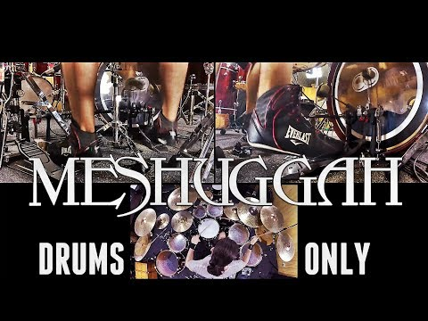 MESHUGGAH - BLEED | DRUM COVER | PEDRO TINELLO (DRUMS ONLY)