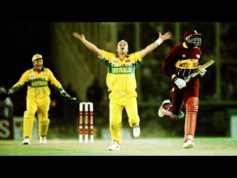 1996 - West Indies V Australia - World Cup 2nd Semi Final @ Mohali