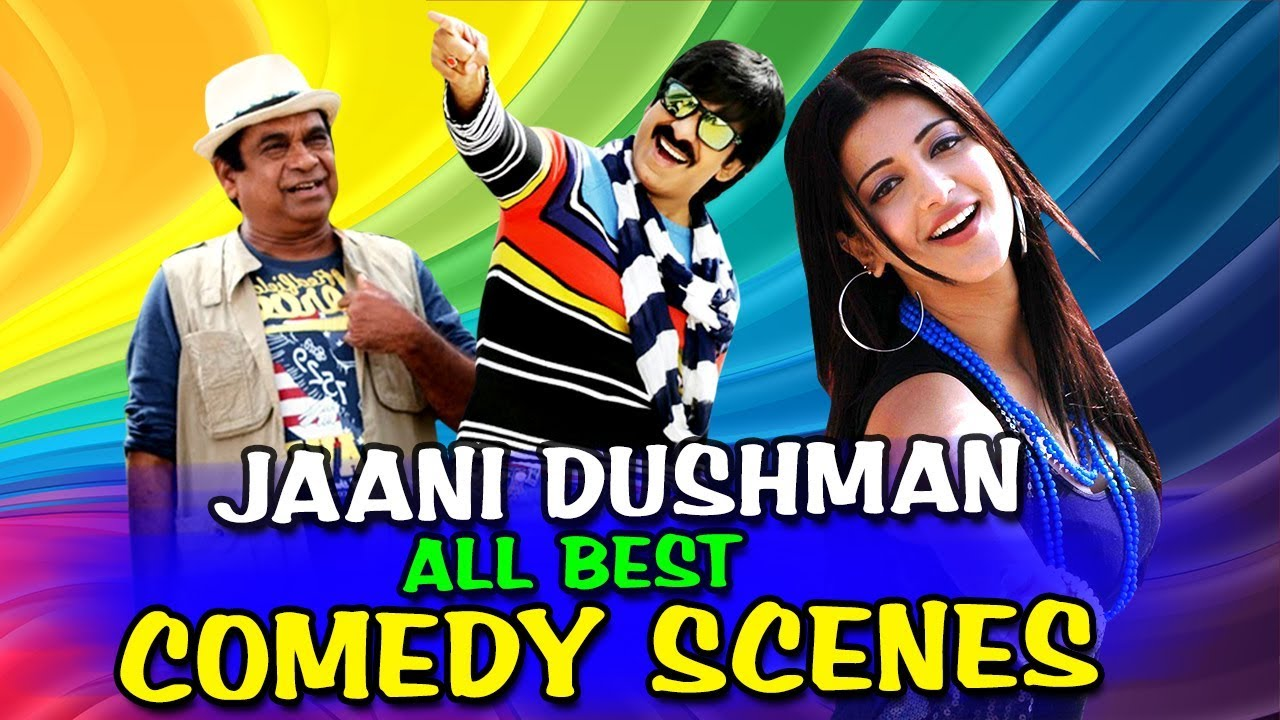 Download Jani Dushman All Best Comedy Scenes | South Indian Hindi Dubbed Best Comedy Scenes