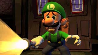 Luigi's Mansion: Dark Moon 100% Walkthrough Part 1 - Gloomy Manor A-1 through A-3 (3-Star Rank)