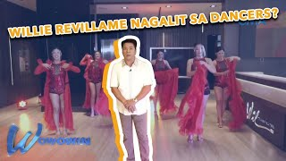 Wowowin: Kuya Wil, nagalit on air sa mga dancers?!