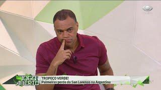 Palmeiras perde na Liberta e Denilson sofre no programa