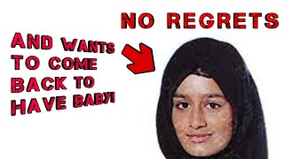 ISIS Bride Wants To Come Home..... Thoughts??