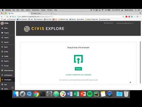 Civis Explore