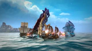 'Pirate Storm' Official Trailer | Bigpoint 2012