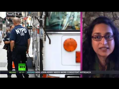 The NYPD and Racism--Interview on Breaking the Set