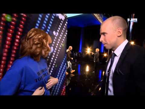 Ísland Got Talent-Hermann Töframaður