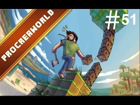 ProCreaWorld ~ Episode 51 ~  Le Fleuriste !