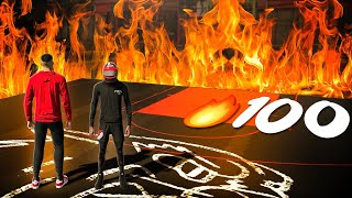 HIGHEST WIN STREAK ON NBA 2K20! WE WENT ON A 100 GAME WIN STREAK WITH MY 3PT PLAYMAKER!