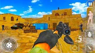 Critical Commando Huntman: Sniper Shooter - Android GamePlay HD - Sniper Shooter Games Android
