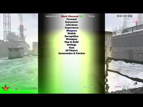 MW2 | Black Diamond v3 Ps3/xBox/PC | Download