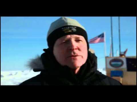 Navy Secretary visits Arctic Lab, ICEX #2