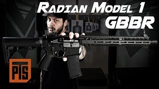 Has PTS Made The Best Training GBBR? Radian Model 1 GBBR - RedWolf Airsoft RWTV
