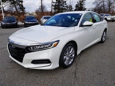 2020年ホンダアコード The New Honda Accord