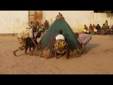 Zangbeto, magia bruxaria real, materialização, Benim, Togo, Senegal, 03