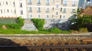 Paris suburban train with awesome DC motors - part 1