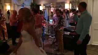 Самая Веселая Свадьба!!! Kadnikoff band и гости.