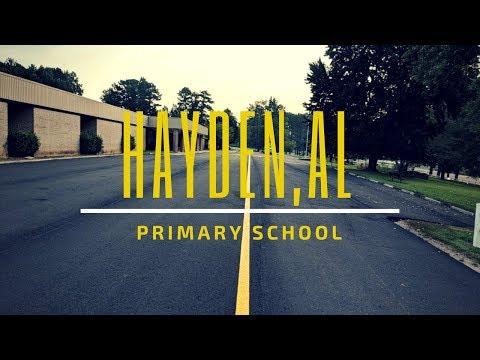 Hayden Primary School Pavement Marking by Trueline Striping Co.