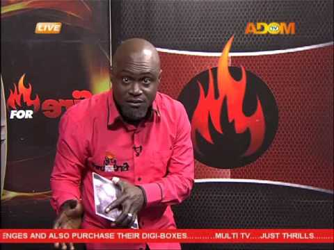 Should Anas come out with evidence against GFA