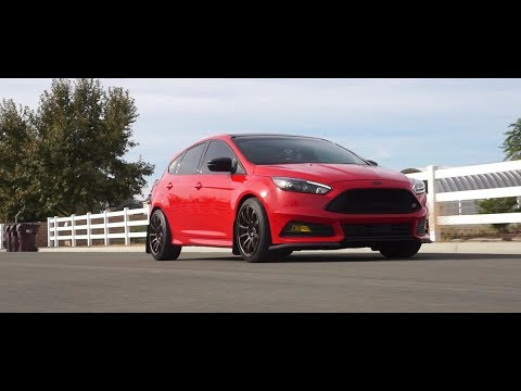 Focus ST Gets Some NEW Wheels!