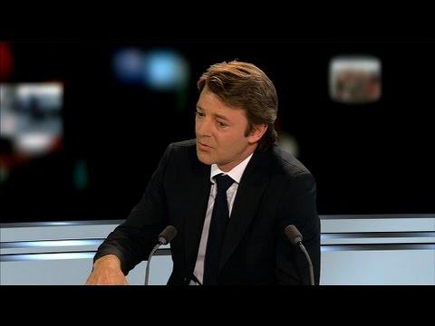 Info BFMTV : Baroin réagit à la chute des marchés